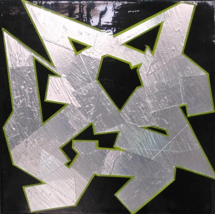 kubikoide, 40 x 40 cm. bcn 2010