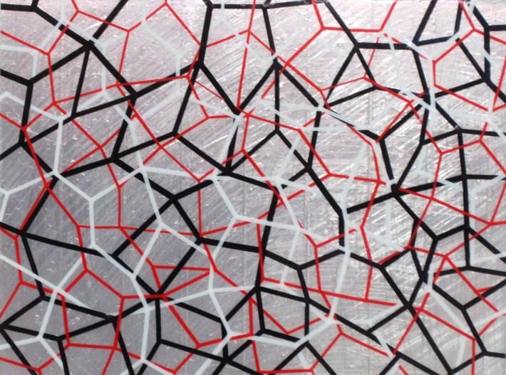 reticularea,40 x30 cm. bcn 2010
